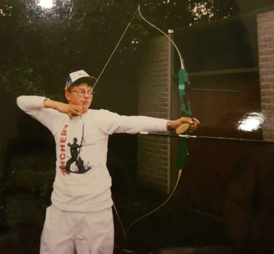 Mike september 1992